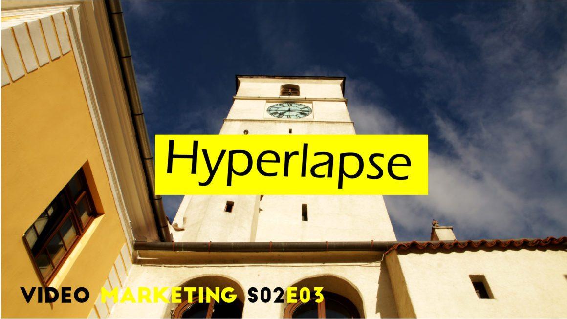 Cum să faci un HYPERLAPSE din fotografii – Tutorial editare video